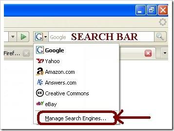 FirefoxSearchBar