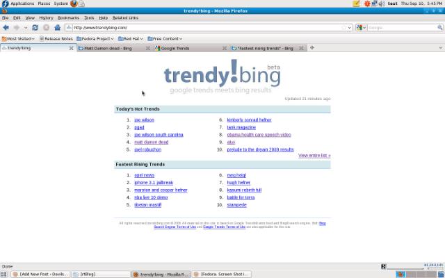 Trendy_Bing
