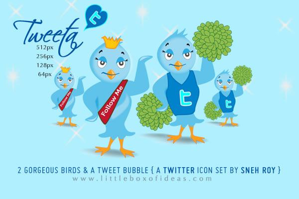 Twitter Icon 9