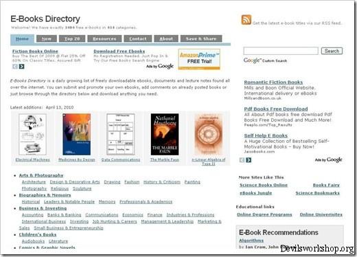 eBooksDirectory