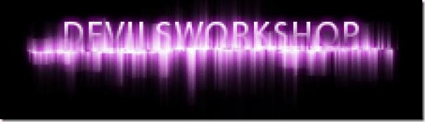 supernova text effect