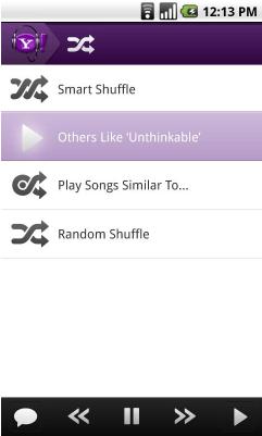 Smart Shuffle