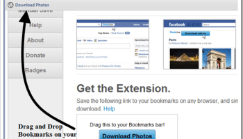 Download all your Facebook details in a  zip file
