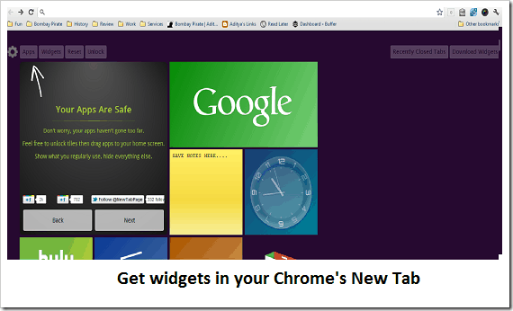 chrome_awesome_new_tab