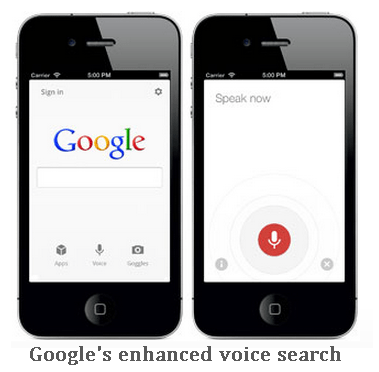 Google Introduces SIRI Competitor Voice Search for iPhone