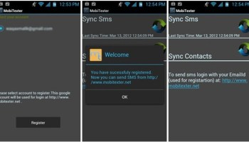 Send and Receive SMS from Your Phone Number on Browser