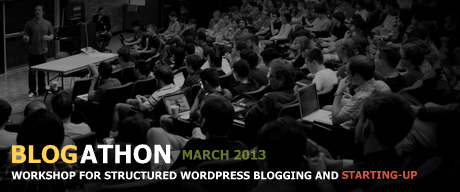 Blogging Workshop Mumbai - Blogathon