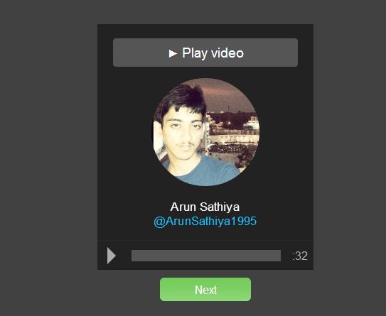 vizify-twitter-video