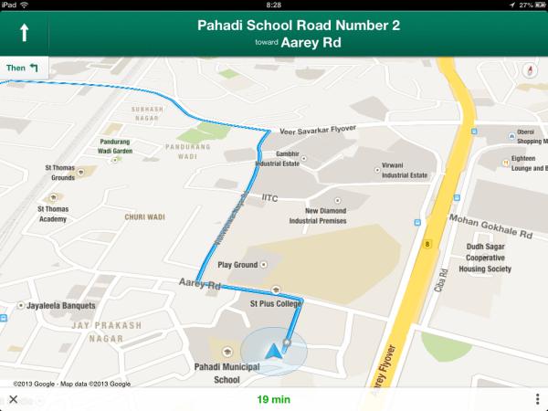 Official Google Maps App for iPad Released on apple maps app, google maps for android, google map web app, google earth ipad app,