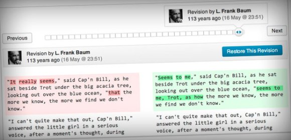 easy revision viewer