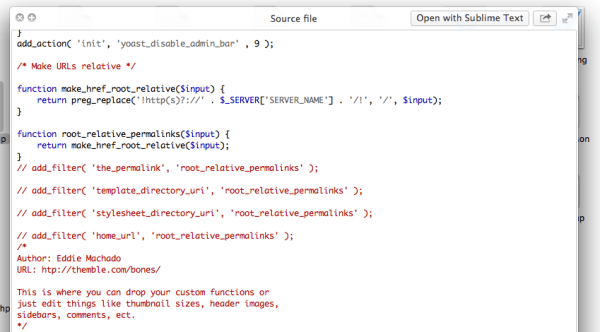 Syntax highlighting in Quicklook
