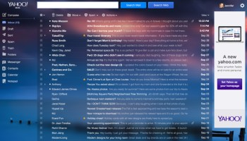 Yahoo Mail integrates with Dropbox!