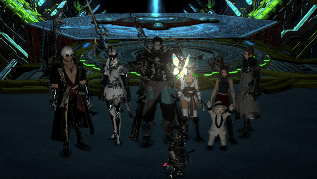 BAMF Defeats SCoB Turn 3 in Final Fantasy XIV