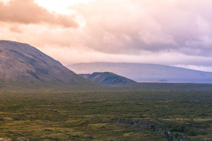 Icelandic Valley