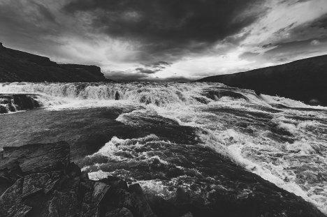 Fierce Falls