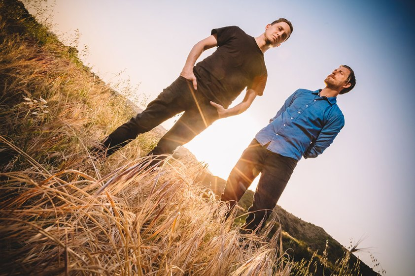 Dom & Wes - Sunset