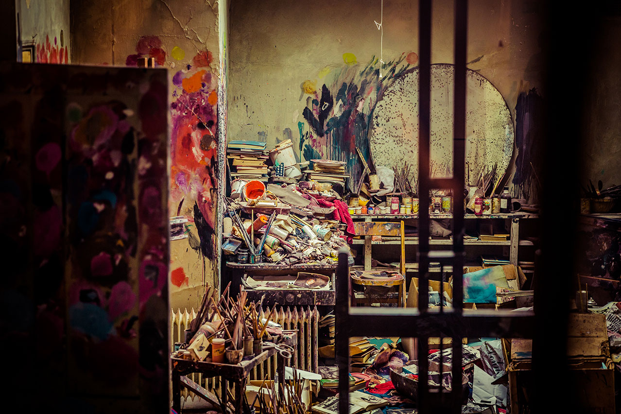 Paint Room
