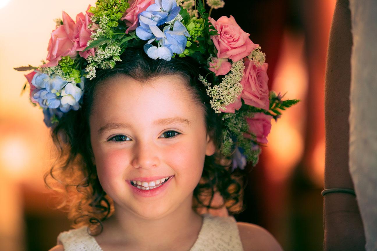 Kyle & Erin's Wedding - Flower Girl