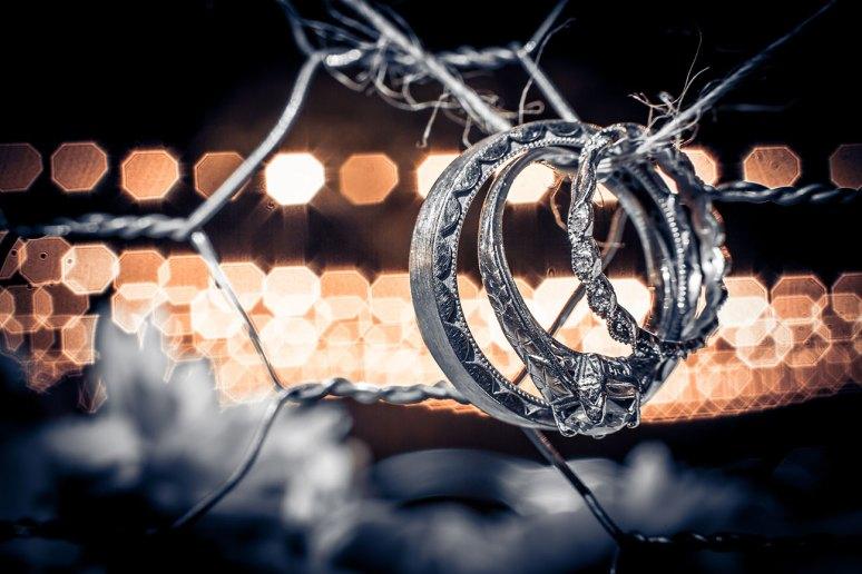 Kyle & Erin's Wedding - Rings