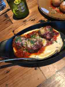 Wine Bar George Disney Springs Housemade Meatballs Small Plate