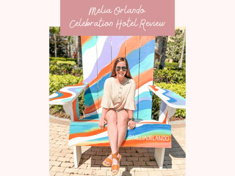 Melia Orlando Celebration Hotel Review