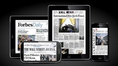 Digital headlines