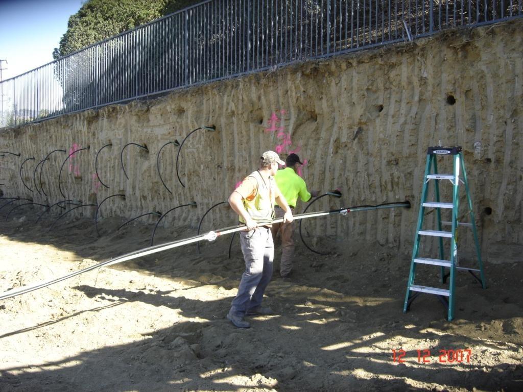 Soil Nail Walls