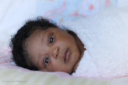 baby Zawadi newborn lifestyle photography Devin Lester