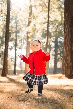 Socha Family Express Photoshoot Devin Lester Photography Bryanston Pine Forest