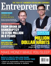DLP - Entrepreneur Jan 2018 Cover Joe Public