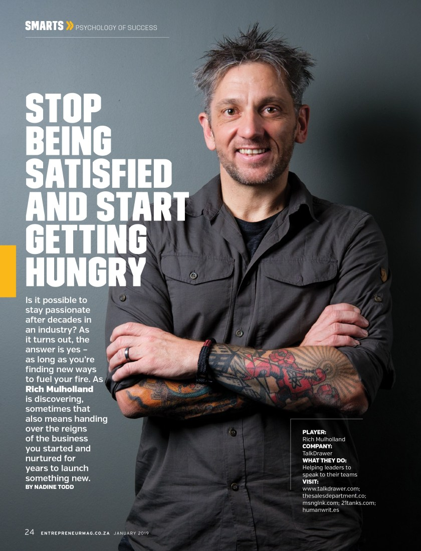 Entrepreneur January 2019-RichMulholland