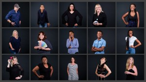 On-location studio portrait photography for the Johannesburg office of CWDi by Devin Lester Photography