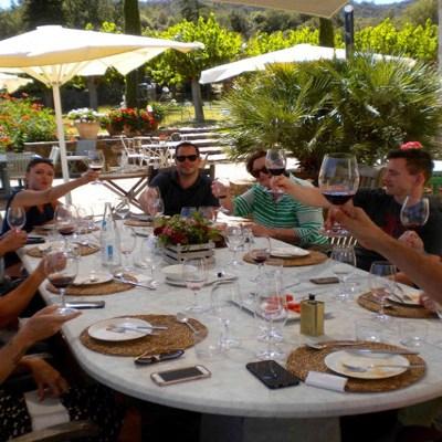 Experiencia España por los 4 costados vino y comida