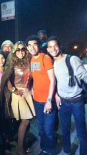 Mariah Carey and Devin Torkelsen