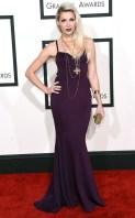 Bonnie McKee at the 57th annual Grammy Awards
