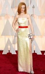 Nicole Kidman at the 87th annual academy Awards