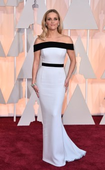 Reese Witherspoon at the 87th annual Academy Awards