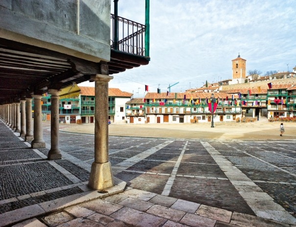 Chinchon main square