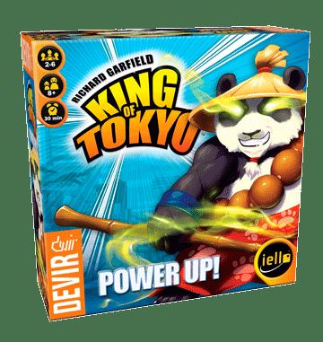 King of Tokyo: Power Up! (Segunda Edición)