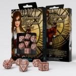 steampunk-clockwork-caramel-white-dice-set-7