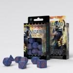 wizard-dark-blue-orange-dice-set