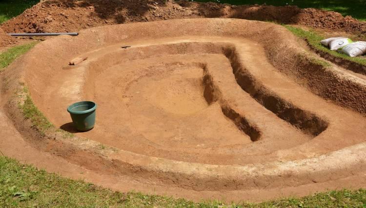 Bassin de jardin  budget pour la cration dun bassin dagrment