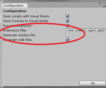 VS Tools Configure2