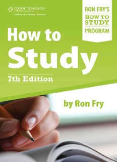 How to Study 7th Edition
