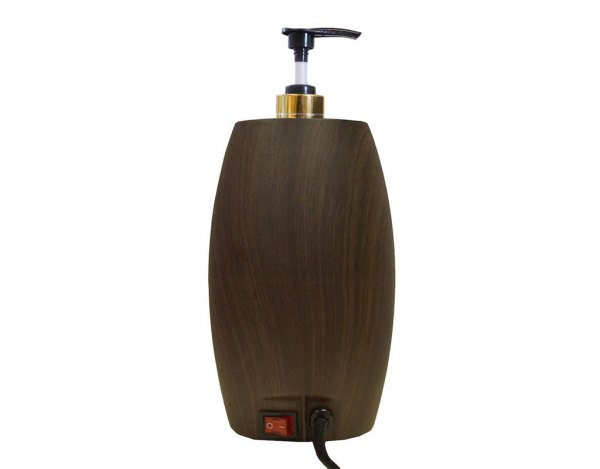 Massage Oil Warmer Lotion With Bottle Compact