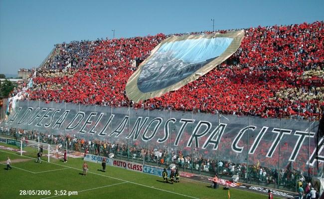 Retro U S Salernitana 1919 De Voetbalprofeet