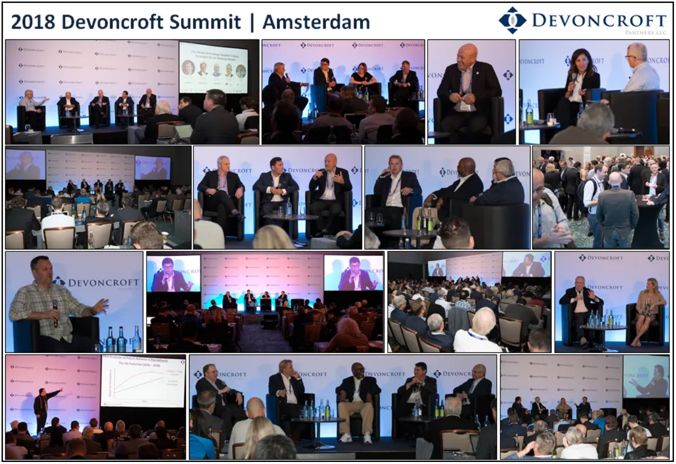 2018 Devoncroft Summit Amsterdam