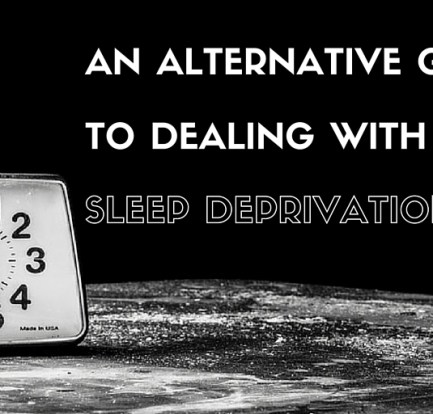An alternative guide for sleep deprived parents