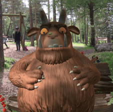 gruffalo-Hunt-Haldon-Forest-The-Gruffalo
