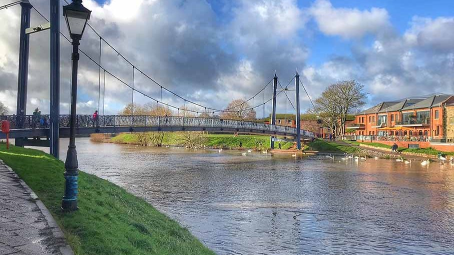 River-Exe-Exeter